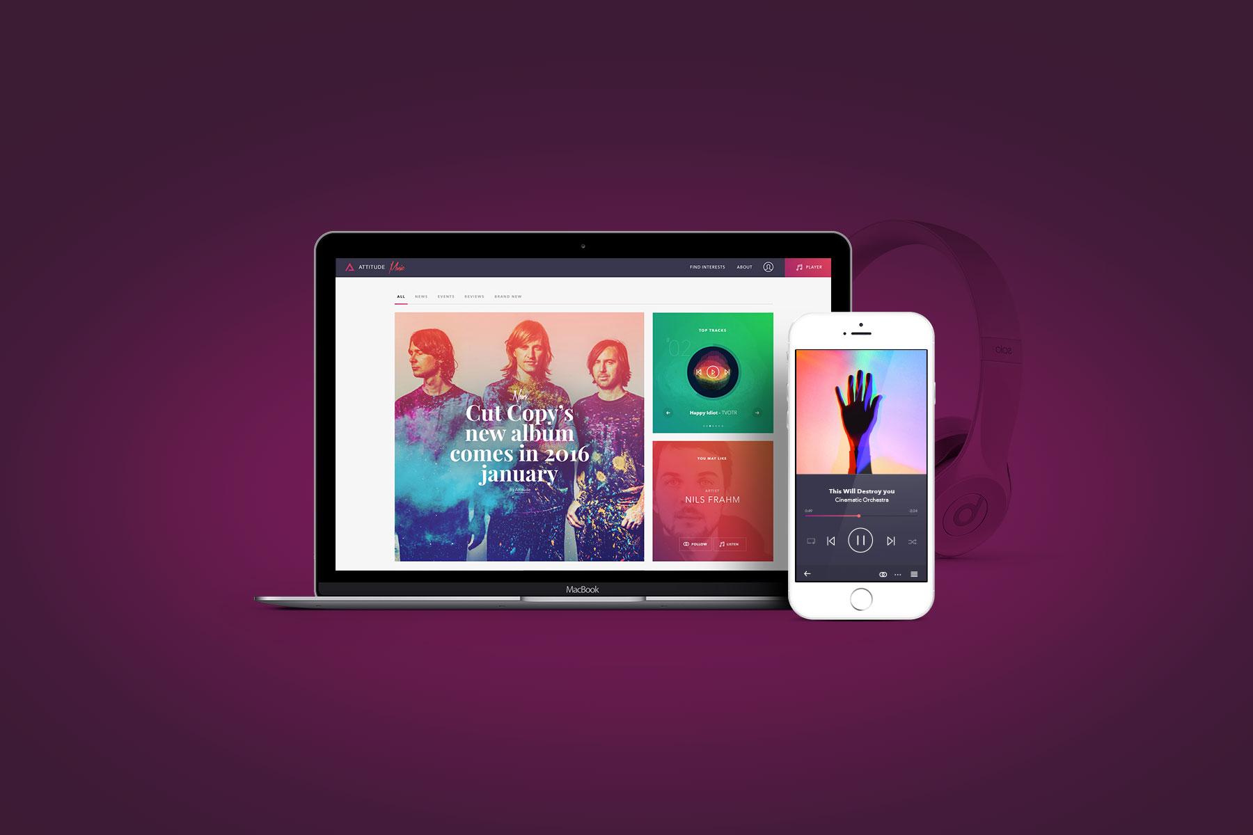Smart music platform